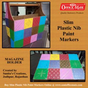 Magzine / Newspaper Holder